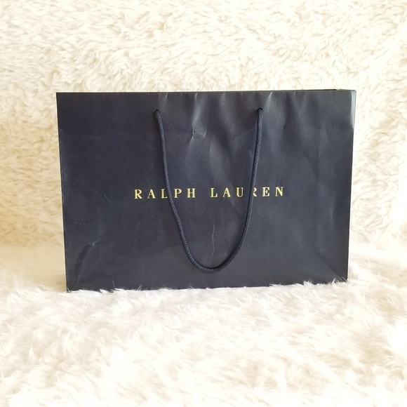 26a34411e05 Ralph Lauren Bags   Shopping Bag   Poshmark